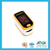Medizinische OLED Fingerspitze-automatisches Impuls-Oximeter für Haushalt