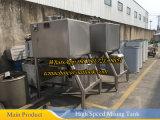 500L de alta velocidad emulsionante tanque de depósito de emulsionamiento