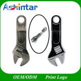 USB 디스크 금속 USB Pendrive Thumbdrive 스패너 USB 섬광 드라이브