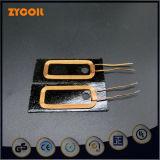 Bobine sans fil de récepteur avec du ferrite pour la solution de remplissage sans fil