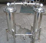 Carcaça de filtro do saco do duplex do aço inoxidável