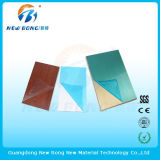 Películas de superfície plásticas usadas de madeira da proteção