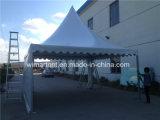 linha barraca do jardim de 5X5m dos dosséis do Gazebo para o partido, Wedding