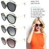Óculos de sol 2017 mulheres polarizadas dos óculos de sol