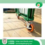 Der neue zusammenklappbare Stahlrollenrahmen für Lager-Speicher
