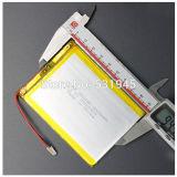 bateria do Li-íon de 357095pl 3.7V 4000mAh (bateria de íon de lítio do polímero)