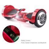 Koowheel 6.5 인치 2 바퀴 전기 각자 균형을 잡는 스쿠터 망설임 널 외바퀴 자전거