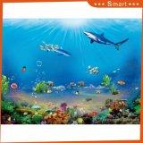 Картина маслом мира океана напечатанная Inkjet для домашнего украшения