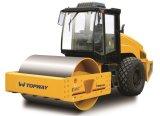 유압 진동하는 도로 롤러, 판매를 위한 토양 쓰레기 압축 분쇄기