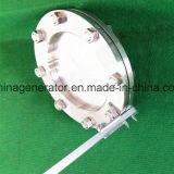 tubo fuerte del ozono de la corona del electrodo del acero inoxidable 316L