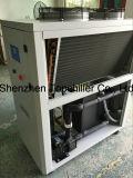 refrigeratore di acqua raffreddato aria 5ton per il riscaldatore di induzione di 12 chilowatt