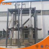 Evaporador do vácuo da película de queda da MVR para a água Waste, água de esgoto, tratamento de produtos químicos