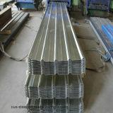 Feuille ondulée de toit en métal de /Galvanized de feuille de toit d'action d'usine