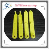 118*18mm Plastick Markierungs-Ohr-Marke für Schaf-Kennzeichen