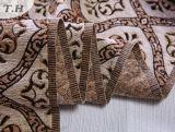 2017 el diseño tejido oval de la tela del telar jacquar (FTH32073B)