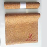 Основания природного каучука Eco циновка йоги пробочки содружественного мягкого изготовленный на заказ