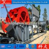 Fabricación de Keda de la planta del arena de mar que se lava profesional