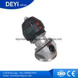 Válvula de diafragma sanitaria del acero inoxidable (DY-V09)