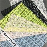 Эластичная ткань шнурка нейлона/Spandex для платья