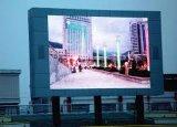 Cor cheia ao ar livre interna que anuncia o vídeo da tela da parede do diodo emissor de luz de P3.91/P4.81/P5.95/P6.25 (placa de 500*500mm)