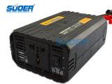 Suoer 500W gelijkstroom 12V aan AC 220V de ZonneOmschakelaar van de Auto voor het Gebruik van het Huis (saa-500AS)