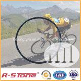 Câmara de ar interna 700X25c da bicicleta com válvula 60mm de Presta