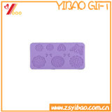Прессформа силикона формы цветка качества еды качества еды