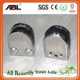 Conector e Fitting Glass Metal Clamp