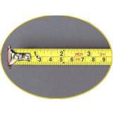 medida de fita do aço de 5m com a lâmina dupla revestida do nylon e o gancho magnético