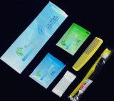 Juego Tootbrush +Comb+Shampoo del gargarismo de la colada del hotel con el conjunto del embalaje del regalo