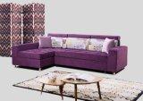 角のソファーベッド、ファブリックChaiseのソファー、販売のためのソファー