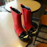 Nueva Colección preciosas botas calientes con la cremallera (6) WX