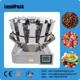Автоматические Weigher Multihead салата веся оборудования 10 головной