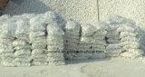 Pierre normale de caillou de fleuve blanc de la taille 3-5cm pour paver la décoration