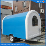 Carro de cocina móvil de Ys-Fb200j del acoplado de múltiples funciones del helado