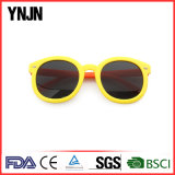 Ynjn UV400 Eye Protection Cartoon Cute Colorful Kids Lunettes de soleil