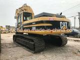 使用された猫330blの掘削機
