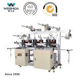 Machine feuilletante de précision triplace de Salut-Vitesse pour différents matériaux