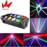 LED-Lichtstrahl-Effekt 4in1spider Lighting