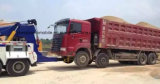 280HP de op zwaar werk berekende Prijs van de Vrachtwagen van de Verwijdering van de Wegversperring