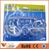 Anti névoa de China e vidros de segurança descartáveis da indústria cirúrgica UV dos óculos de proteção de segurança da proteção
