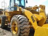 Chargeurs principaux avant du chat utilisés par bonnes conditions 966g (chargeur de roue de tracteur à chenilles 966G)