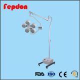 Luzes médicas da operação Shadowless do diodo emissor de luz com câmera do punho