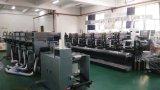 Impresora de la prensa de copiar de seis colores