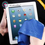 ткань чистки Micrifiber экрана iPhone и iPad
