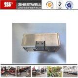 OEM штемпелюя алюминиевую пользу частей металлического листа для машины