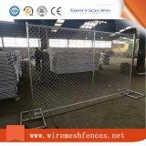 Rete fissa provvisoria rivestita di collegamento Chain del PVC
