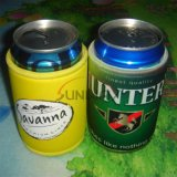 カスタマイズされたネオプレンの飲料ビール短いクーラーはできるホールダーのびんKoozie (BC0075)