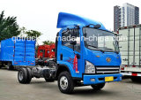 FAW Jiefang 3-5 Tons Dry 밴 Truck