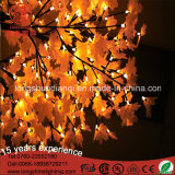 PVC Outdoor Palm Arbre à la noix de coco Christma Tree Decoration Tree Light